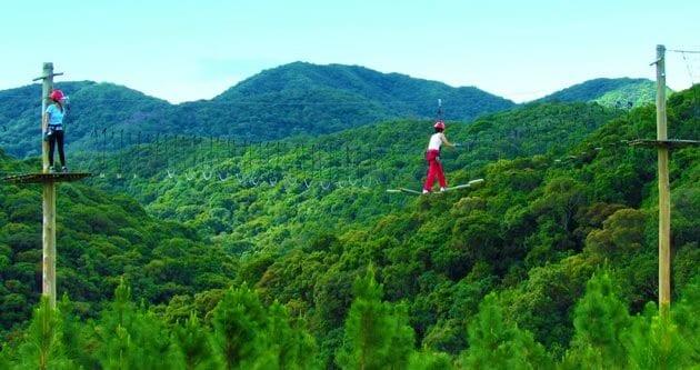 As vantagens das atividades outdoor