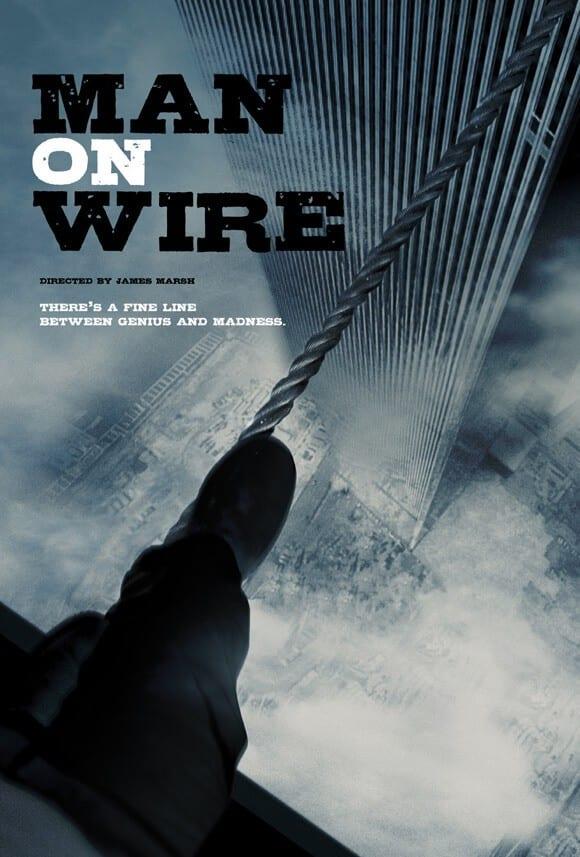 """""""Men On Wire"""" – Um documentário sobre Equilíbrio"""