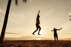 4 curiosidades sobre Slackline que você precisa conhecer