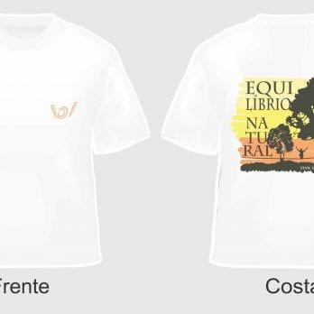 Camiseta Slackline – Equilíbrio Natural