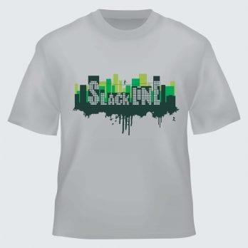 Camiseta Slackline – Fugere Urben