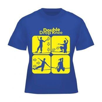 Camiseta Slackline Double Drop Knee