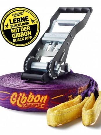 Kit de Slackline Gibbon Surfer Line