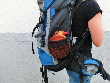 Kit Slackline Gibbon Travel Line X13 15 metros - Profissional